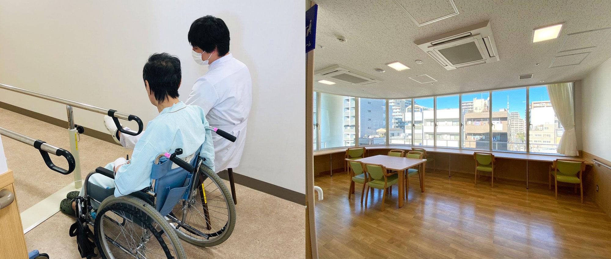 東京都指定二次救急医療機関の東京都江東区、深川立川病院